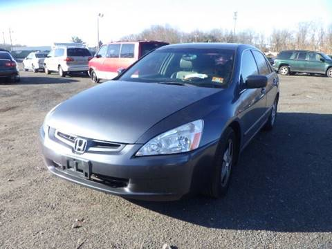 2005 Honda Accord for sale at GLOBAL MOTOR GROUP in Newark NJ