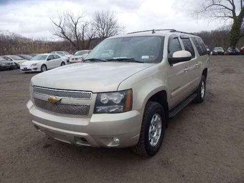 2007 Chevrolet Suburban for sale at GLOBAL MOTOR GROUP in Newark NJ