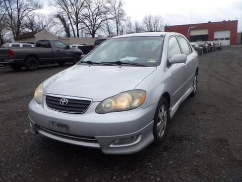 2005 Toyota Corolla for sale at GLOBAL MOTOR GROUP in Newark NJ