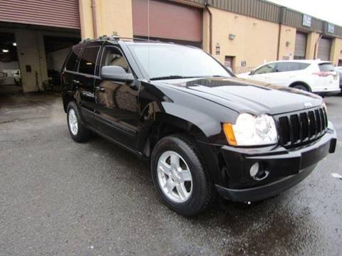 2006 Jeep Grand Cherokee for sale at GLOBAL MOTOR GROUP in Newark NJ