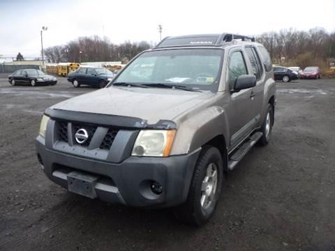 2006 Nissan Xterra for sale at GLOBAL MOTOR GROUP in Newark NJ