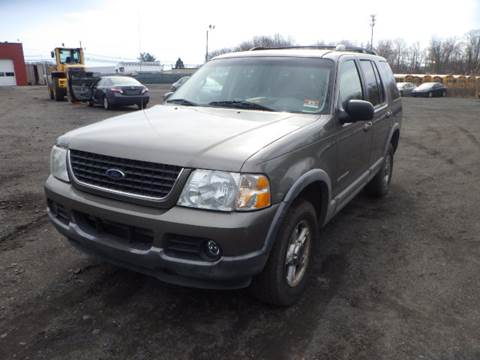 2002 Ford Explorer for sale at GLOBAL MOTOR GROUP in Newark NJ