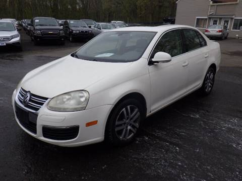 2005 Volkswagen Jetta for sale at GLOBAL MOTOR GROUP in Newark NJ