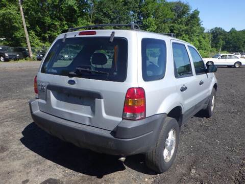 2002 Ford Escape for sale at GLOBAL MOTOR GROUP in Newark NJ