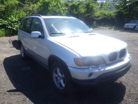 2003 BMW X5 for sale at GLOBAL MOTOR GROUP in Newark NJ