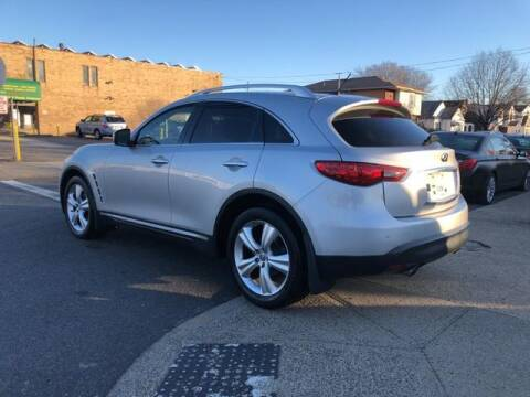 2011 Infiniti FX35 for sale at GLOBAL MOTOR GROUP in Newark NJ
