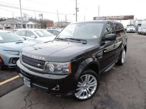 2011 Land Rover Range Rover Sport for sale at GLOBAL MOTOR GROUP in Newark NJ