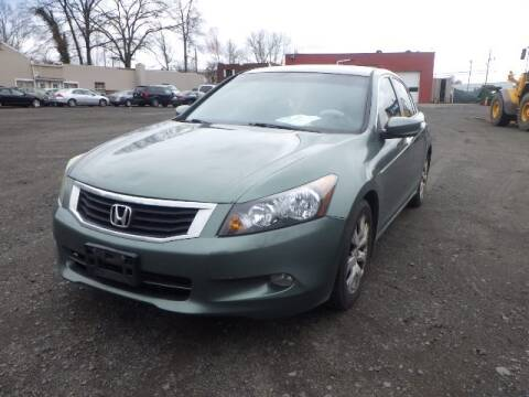 2008 Honda Accord for sale at GLOBAL MOTOR GROUP in Newark NJ