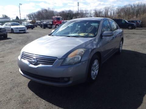 2009 Nissan Altima for sale at GLOBAL MOTOR GROUP in Newark NJ