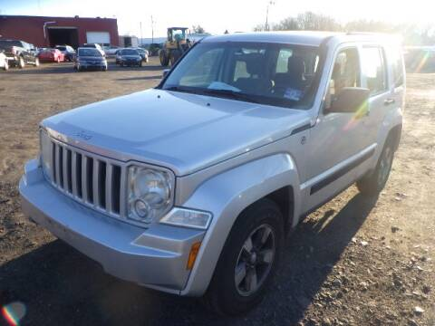 2008 Jeep Liberty for sale at GLOBAL MOTOR GROUP in Newark NJ