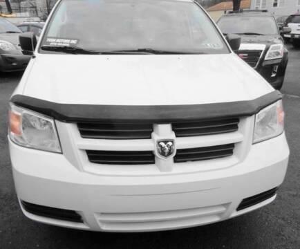2010 Dodge Grand Caravan for sale at GLOBAL MOTOR GROUP in Newark NJ