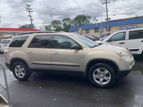 2009 GMC Acadia for sale at GLOBAL MOTOR GROUP in Newark NJ