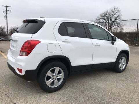 2020 Chevrolet Trax for sale at GLOBAL MOTOR GROUP in Newark NJ
