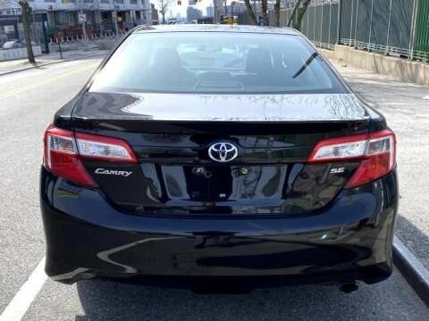 2014 Toyota Camry for sale at GLOBAL MOTOR GROUP in Newark NJ