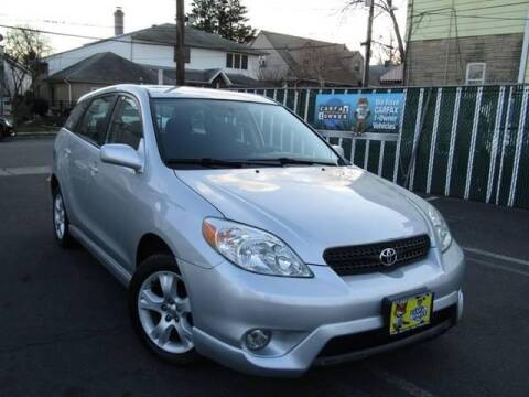 2005 Toyota Matrix for sale at GLOBAL MOTOR GROUP in Newark NJ