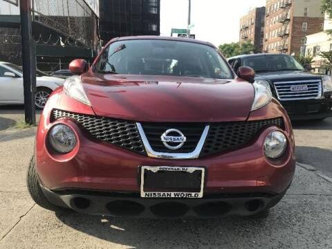 2013 Nissan JUKE for sale at GLOBAL MOTOR GROUP in Newark NJ