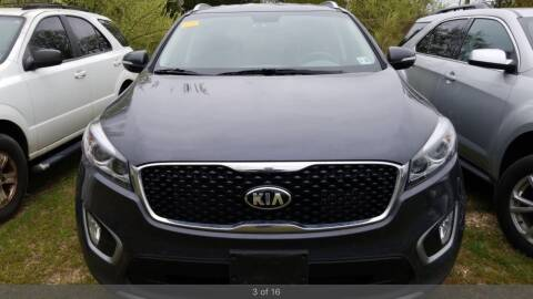 2017 Kia Sorento for sale at GLOBAL MOTOR GROUP in Newark NJ