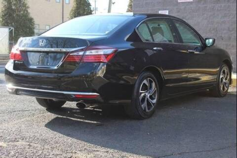 2016 Honda Accord for sale at GLOBAL MOTOR GROUP in Newark NJ