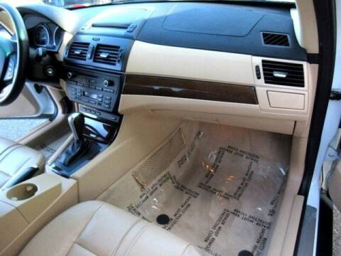 2010 BMW X3 for sale at GLOBAL MOTOR GROUP in Newark NJ