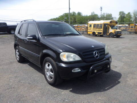 2005 Mercedes-Benz M-Class for sale at GLOBAL MOTOR GROUP in Newark NJ