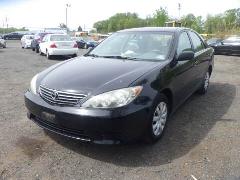 2005 Toyota Camry for sale at GLOBAL MOTOR GROUP in Newark NJ