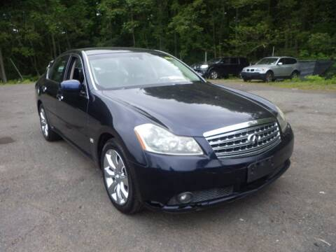 2006 Infiniti M35 for sale at GLOBAL MOTOR GROUP in Newark NJ