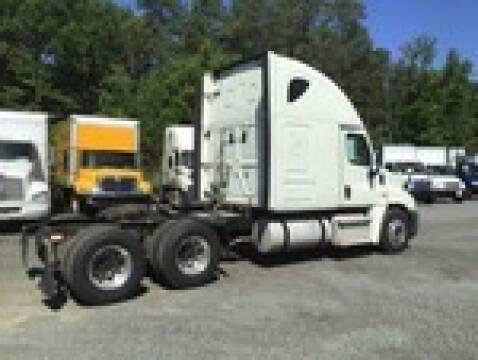 2014 Freightliner Cascadia for sale at GLOBAL MOTOR GROUP in Newark NJ