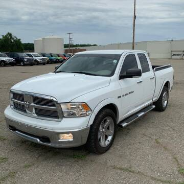 2011 RAM Ram Pickup 1500 for sale at GLOBAL MOTOR GROUP in Newark NJ