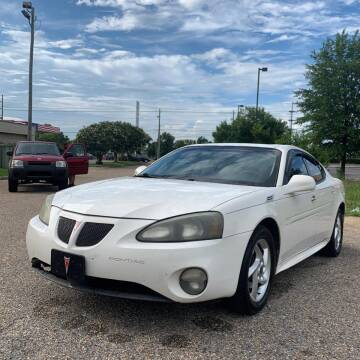 2004 Pontiac Grand Prix for sale at GLOBAL MOTOR GROUP in Newark NJ