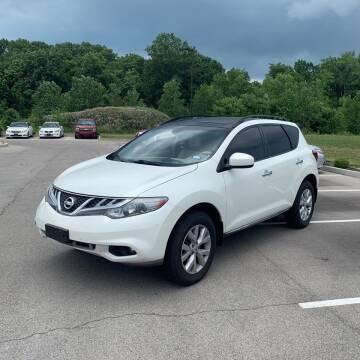 2014 Nissan Murano for sale at GLOBAL MOTOR GROUP in Newark NJ