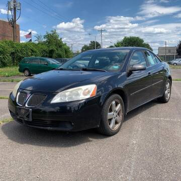 2006 Pontiac G6 for sale at GLOBAL MOTOR GROUP in Newark NJ