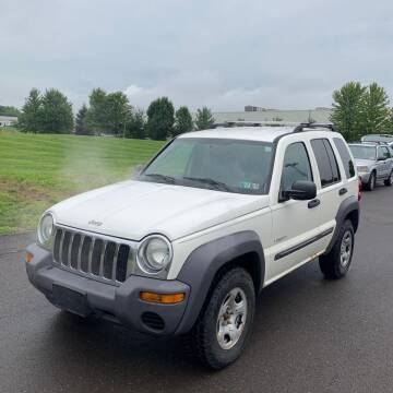 2004 Jeep Liberty for sale at GLOBAL MOTOR GROUP in Newark NJ