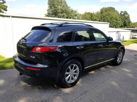 2008 Infiniti FX35 for sale at GLOBAL MOTOR GROUP in Newark NJ