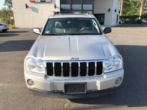2007 Jeep Grand Cherokee for sale at GLOBAL MOTOR GROUP in Newark NJ