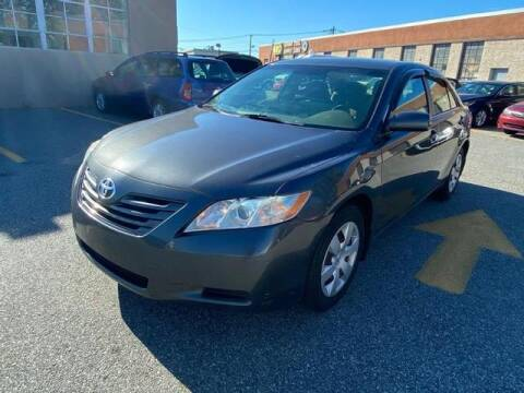 2008 Toyota Camry for sale at GLOBAL MOTOR GROUP in Newark NJ