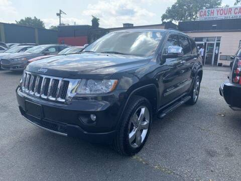 2012 Jeep Grand Cherokee for sale at GLOBAL MOTOR GROUP in Newark NJ