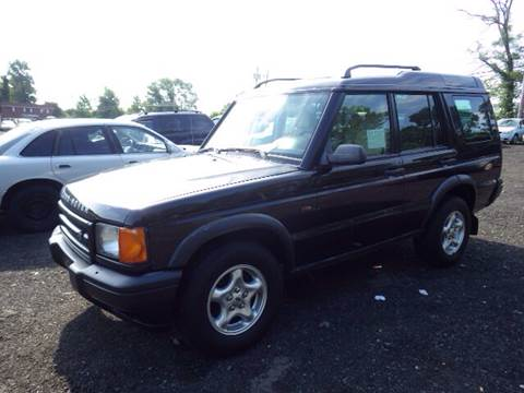 2000 Land Rover Discovery Series II for sale at GLOBAL MOTOR GROUP in Newark NJ
