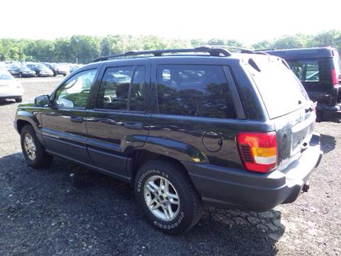 2003 Jeep Grand Cherokee for sale at GLOBAL MOTOR GROUP in Newark NJ