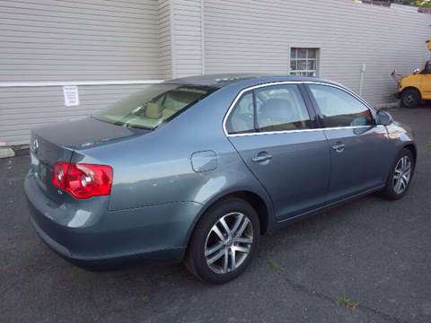 2006 Volkswagen Jetta for sale at GLOBAL MOTOR GROUP in Newark NJ