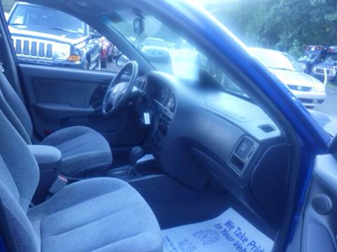 2006 Hyundai Elantra for sale at GLOBAL MOTOR GROUP in Newark NJ