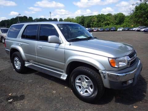 2003 Nissan Pathfinder for sale at GLOBAL MOTOR GROUP in Newark NJ
