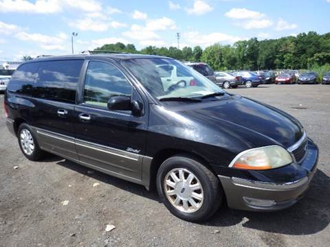 2001 Ford Windstar for sale at GLOBAL MOTOR GROUP in Newark NJ