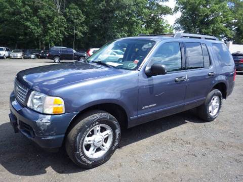 2005 Ford Explorer for sale at GLOBAL MOTOR GROUP in Newark NJ