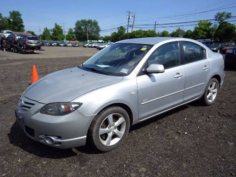 2006 Mazda MAZDA3 for sale at GLOBAL MOTOR GROUP in Newark NJ