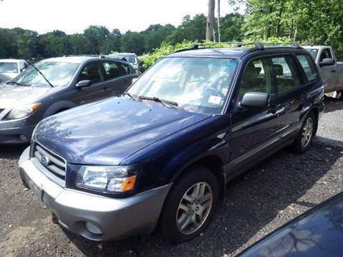 2005 Subaru Forester XS L.L.Bean Edition for sale at GLOBAL MOTOR GROUP in Newark NJ