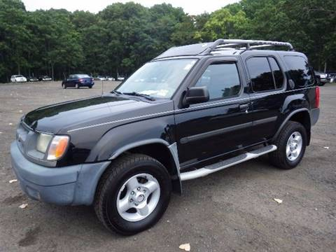 2001 Nissan Xterra for sale at GLOBAL MOTOR GROUP in Newark NJ
