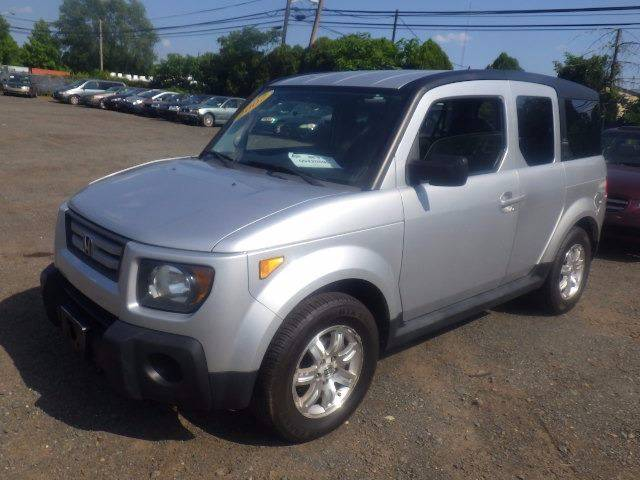 2007 Honda Element for sale at GLOBAL MOTOR GROUP in Newark NJ