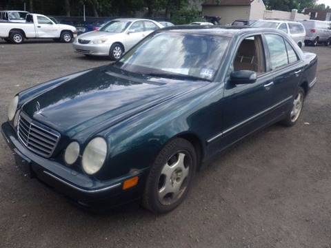 2002 Mercedes-Benz E-Class for sale at GLOBAL MOTOR GROUP in Newark NJ