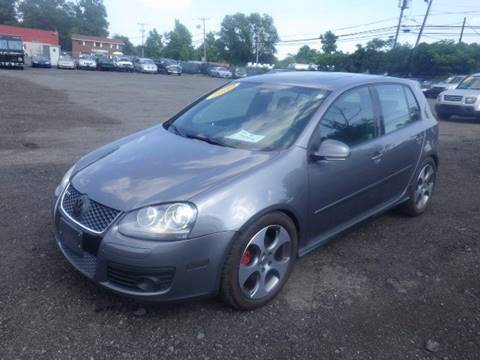 2009 Volkswagen GTI for sale at GLOBAL MOTOR GROUP in Newark NJ