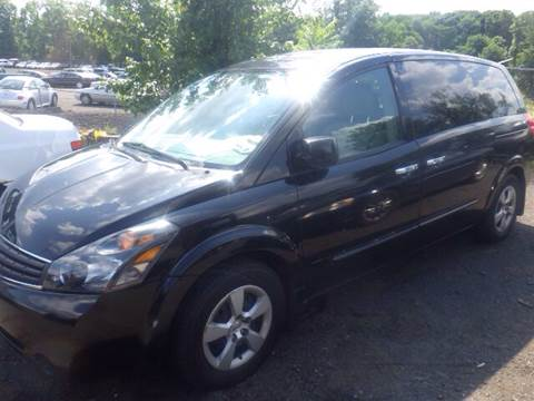 2008 Nissan Quest for sale at GLOBAL MOTOR GROUP in Newark NJ